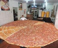 Une bonne petite pizza
