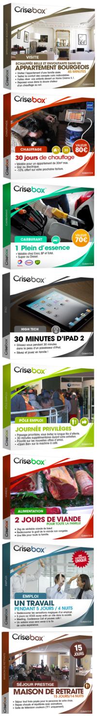 Crise box