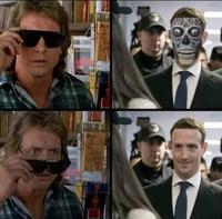 Mark Zuckerberg démasqué
