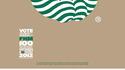 L'envers du logo Starbucks