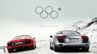 Recyclage publicitaire d'Audi