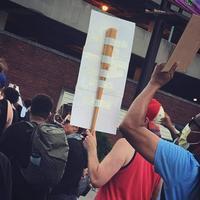 Manifestation pacifique