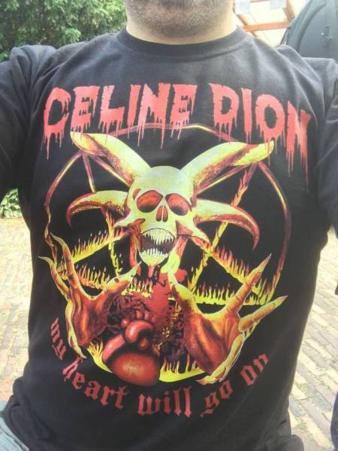 Céline Dion \m/(-.-)\m/