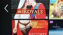Royals escorts