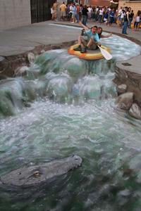 Rafting de rue