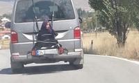 Kan y'a plus de place dans la voiture
