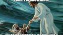 Jésus, trolleur devant l'éternel