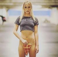 Qui veut la dernière part de pizza ?