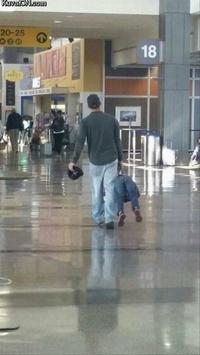 Maman, j'ai pas raté l'avion
