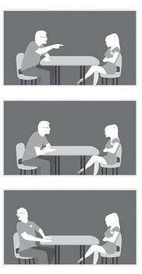 Imaginez les dialogues