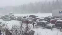 Le car-curling Hors compétition