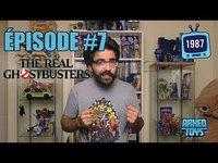 Retro Nostalgie: Real Ghostbusers