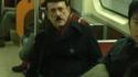 Nazi dans le métro