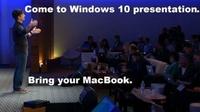Présentation de Windows 10