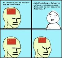 Pendant ce temps, en Chine...