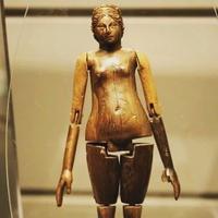 II siècle avant JC : une poupée de l'antiquité romaine