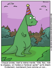 Pauvre Rex