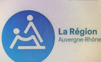 Le logo de la région Auvergne-Rhône-Alpes enfin complet