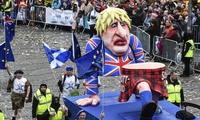 Le brexit vu depuis un carnaval Allemand