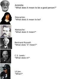 What philosophy