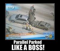 Se garer like a boss