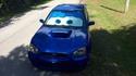 Pare-soleil Cars