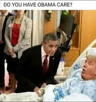 Obama self