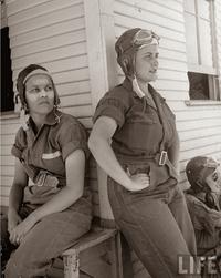 Femmes pilotes d'Avenger(s) pendant la seconde guerre mondiale