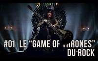 "Breakfast In Backstage - #01 Le ""Game Of Thrones"" du Rock"