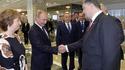 Rencontre entre Poutine et Petro Porochenko, le président Ukrainien