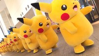 Danse des Pikachu