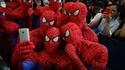 Selfie Spider-Man