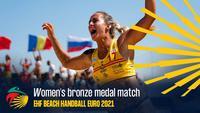 L'équipe norvégienne de beach handball sanctionnée pour avoir refusé de jouer en bikini