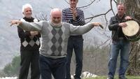 Chants et danses traditionnels en Géorgie