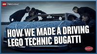 Bugatti pour grands enfants