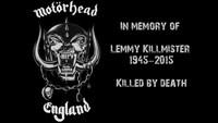 Hommage à Lemmy Killmister