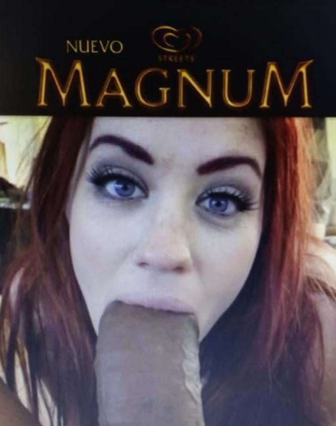 Le nouveau Magnum est arrivé !