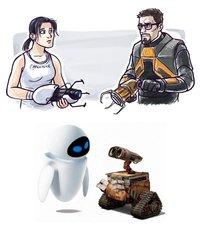 Valve et Pixar