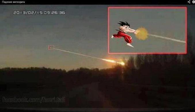 Goku énervé par de trop mauvais cosplays ?