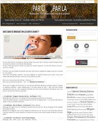 L'hygiène dentaire à travers les âges
