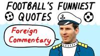 Des commentateurs sportifs...