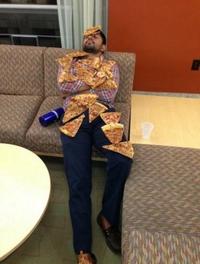 Il suffit de dormir pour avoir de la pizza?