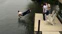 Jésus fait du breakdance