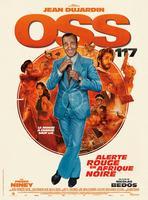 L'affiche du prochain OSS 117