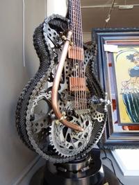 Guitare metal