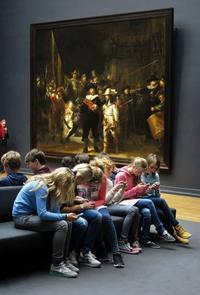 L'Art n'intéresse plus les jeunes générations