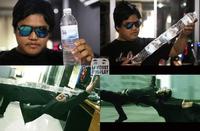 Cosplay du pauvre : Matrix