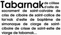 Parler Québécois