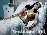 Le SIDA nous rend tous égaux