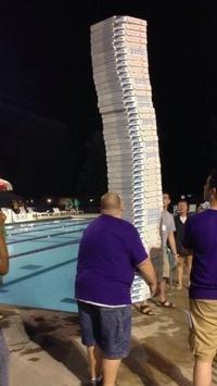 Qui a commandé des pizzas ?